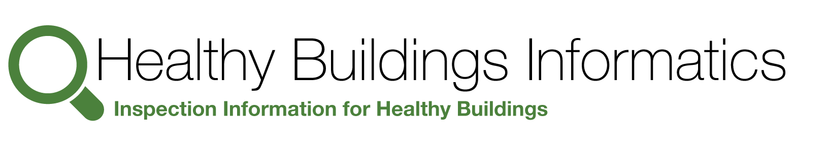 Healthy Buildings Informatics